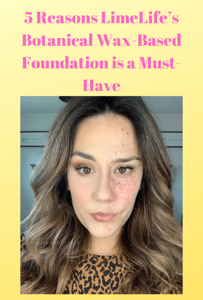 5 Reasons Limelife S Botanical Wax Based Foundation Is A Must Have My Beauty For You