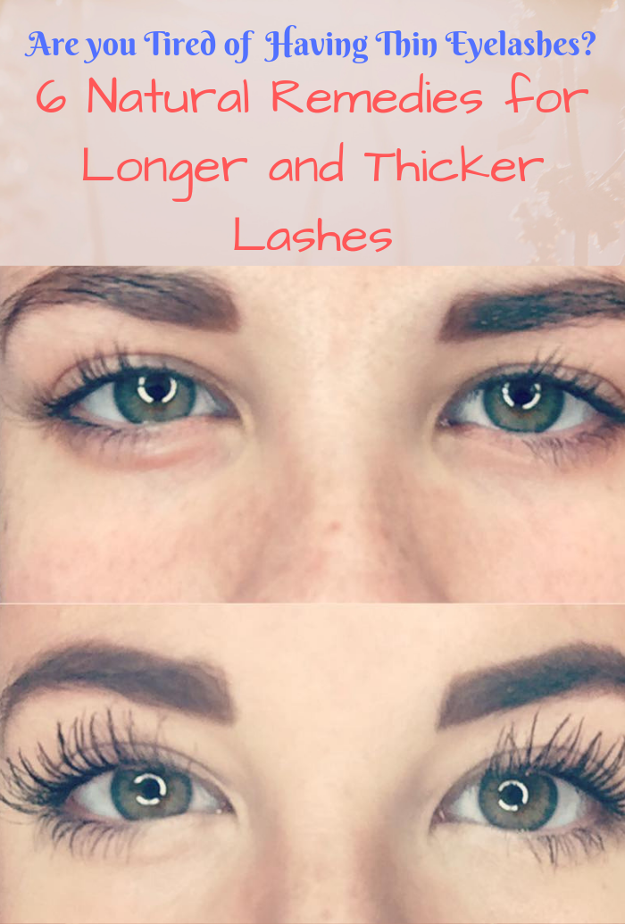 abf295084af 6 Natural Remedies for Longer and Thicker Lashes - My Beauty For You
